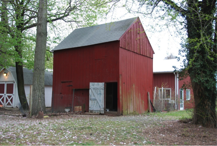 Figure 3. Mulford carriage barn
